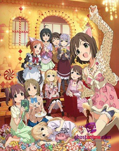 Смотреть аниме Идолмастер: Девушки-Золушки / Idolmaster: Cinderella Girls онлайн бесплатно