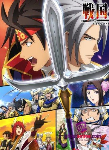 Смотреть аниме Эпоха Доблести / Sengoku Musou онлайн бесплатно
