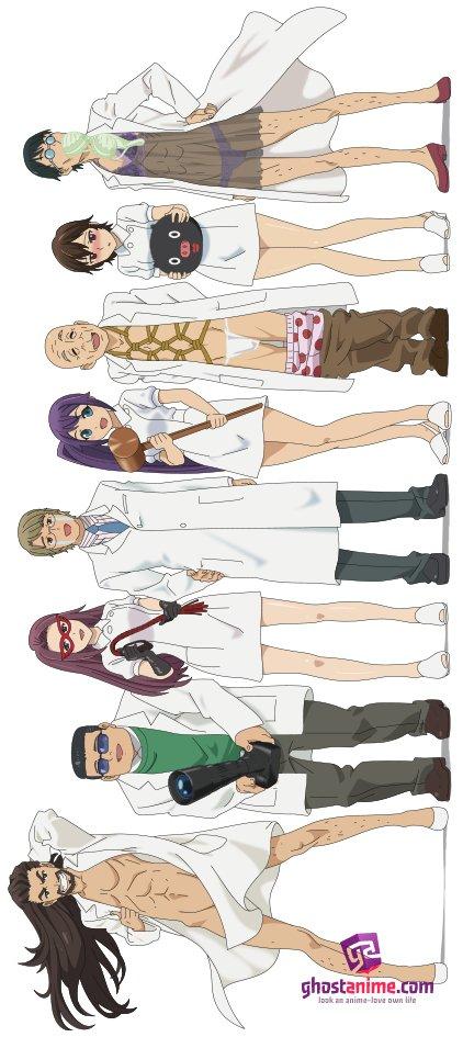 Смотреть аниме Просто о сложном: Психосоматика / Anime de Wakaru Shinryounaika онлайн бесплатно