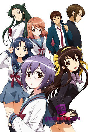 Исчезновение Юки Нагато / The Disappearance of Nagato Yuki-chan