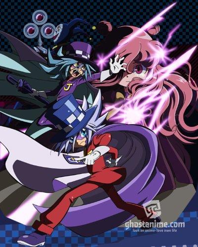 Мистический Джокер ТВ-2 / Kaitou Joker TV-2