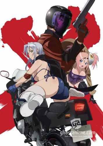 Смотреть аниме Искусственный отбор / Triage X онлайн бесплатно