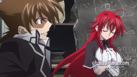 Демоны старшей школы OVA / High School DxD OVA