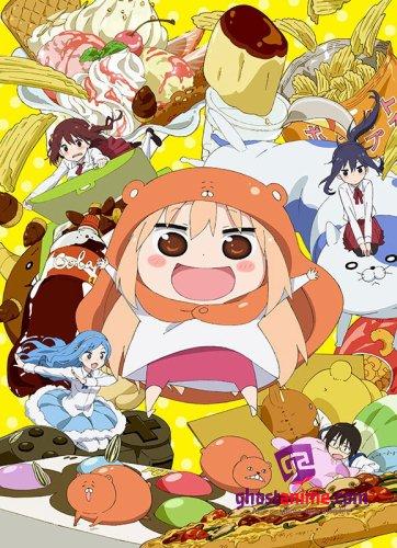 Смотреть аниме Двуличная сестрёнка Умару / Himouto! Umaru-chan онлайн бесплатно