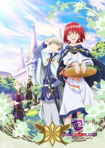 Смотреть аниме Красноволосая принцесса Белоснежка / Akagami no Shirayuki-hime онлайн бесплатно