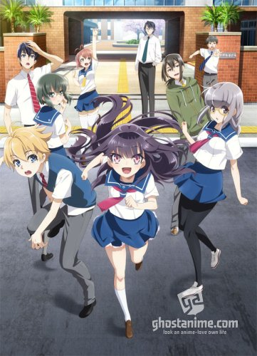 Смотреть аниме Харучика: Юность Харуты и Чики / Haruchika: Haruta to Chika wa Seishun Suru онлайн бесплатно